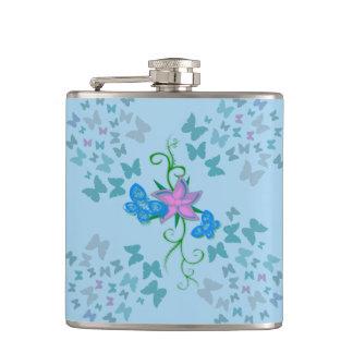 Cantil Azul da borboleta