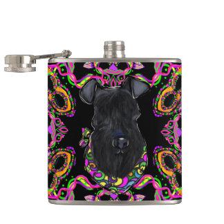 Cantil Azul de Kerry Terrier