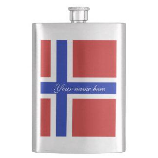 Cantil Bandeira do escandinavo de Noruega