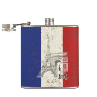 Cantil Bandeira e símbolos de France ID156