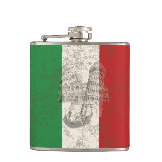 Cantil Bandeira e símbolos de Italia ID157