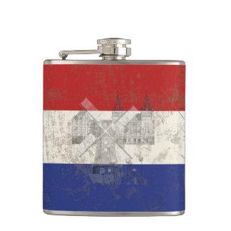 Cantil Bandeira e símbolos dos Países Baixos ID151
