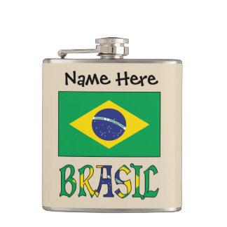 Cantil Bandeira faz Brasil e Brasil vem o Nome