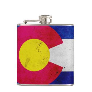 Cantil Bandeira patriótica do estado de Colorado do