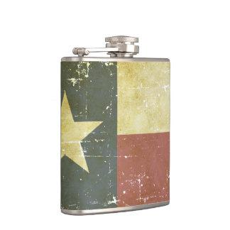 Cantil Bandeira patriótica gasta do estado de Texas