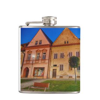 Cantil Bardejov é uma cidade de Slovakia