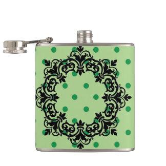 Cantil Bolinhas verdes