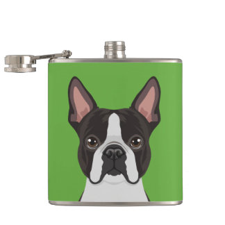 Cantil Boston Terrier