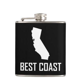 Cantil Branco de Califórnia da costa oeste o melhor
