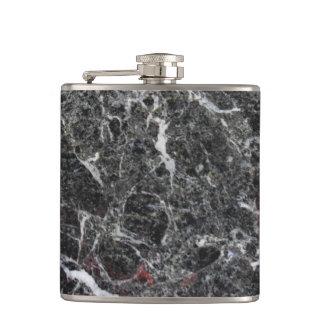 Cantil Branco e obscuridade - pedra de mármore cinzenta