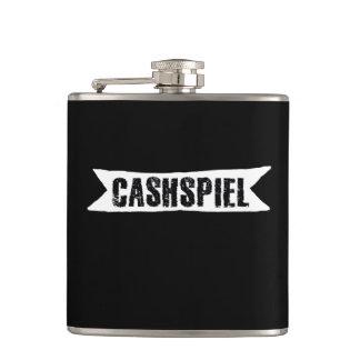 Cantil Cashspiel, garrafa de ondulação do competiam