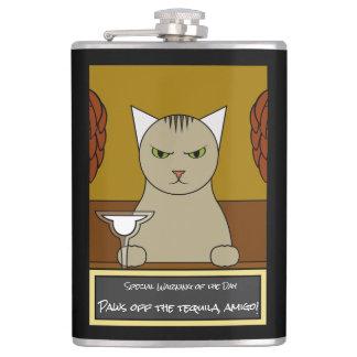 Cantil Cinco de Meow Garrafa