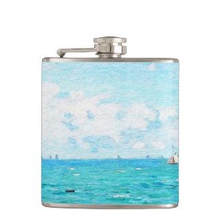 Cantil Claude Monet a cabine em belas artes do