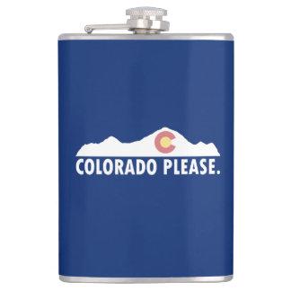 Cantil Colorado por favor