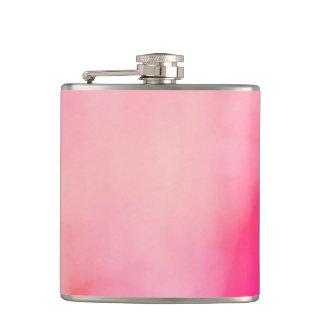 Cantil Colorido alaranjado coral do rosa abstrato da
