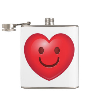 Cantil Coração feliz Emoji