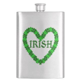 Cantil Coração irlandês do trevo