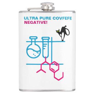 Cantil Covfefe ultra puro. Negativo. Customizável