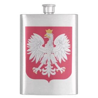 Cantil De Bebida Brasão polonesa do Polônia