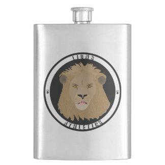 Cantil De Bebida Emblema do atletismo dos leões