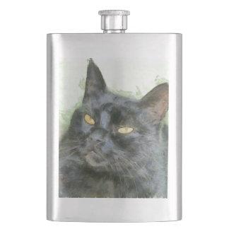 Cantil De Bebida Gato preto