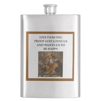 Cantil De Bebida linha dança