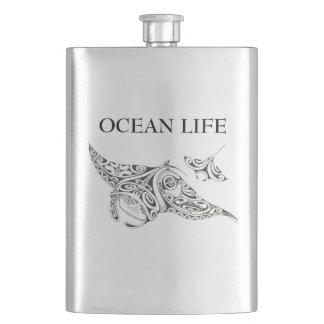Cantil De Bebida o gêmeo irradia a VIDA do OCEANO