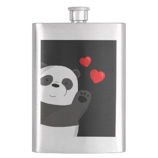 Cantil De Bebida Panda bonito