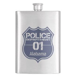 Cantil De Bebida Protetor 01 do departamento da polícia de Alabama