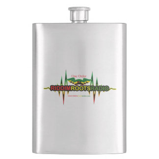 Cantil De Bebida Riddim enraíza a garrafa de aço inoxidável de