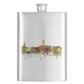 Cantil De Bebida SG da skyline de Annapolis, Maryland - lustre do