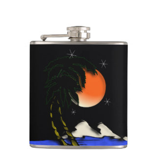 Cantil Design da noite da ilha