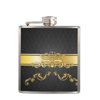 Cantil Design elegante do impressão do preto & da cor