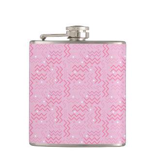 Cantil Design Funky de Memphis do rosa Pastel