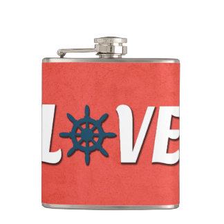Cantil Design náutico do amor