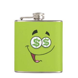 Cantil Dinheiro feliz Emoji