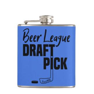 Cantil Draft pick da liga da cerveja do hóquei