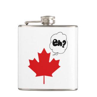 Cantil Eh? Garrafa do dia de Canadá
