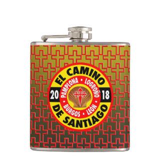Cantil EL Camino de Santiago 2018