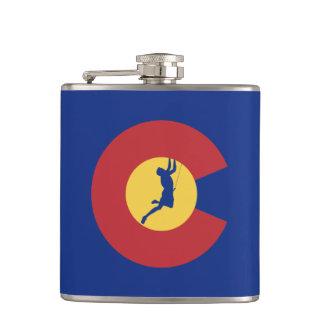 Cantil Escalada de Colorado