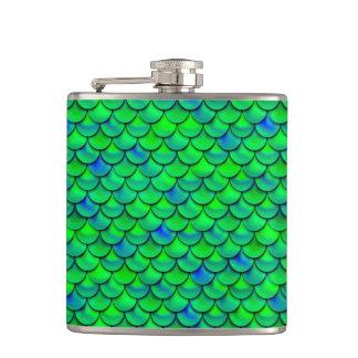 Cantil Escalas verdes do azul de Falln