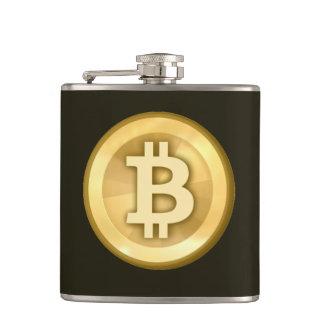 Cantil Este logotipo do bitcoin faz-me pensar -