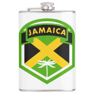 Cantil Estilo do protetor da bandeira de Jamaica