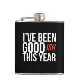 Cantil Eu fui goodish este ano