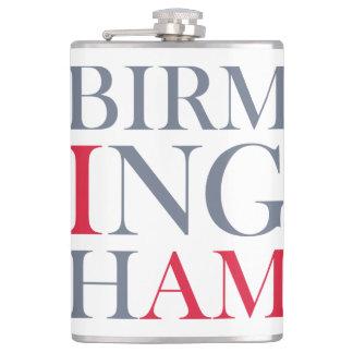 Cantil Eu sou garrafa de Birmingham