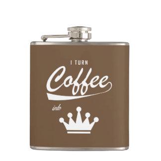 Cantil Eu transformo o café em KOMs