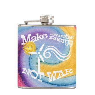Cantil Faça a guerra da energia alternativa não
