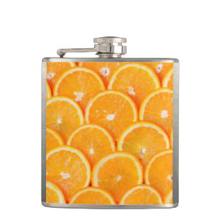 Cantil fatias das laranjas