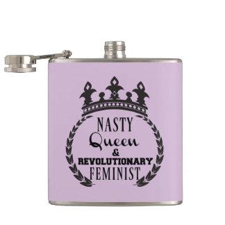 Cantil Feminista da rainha