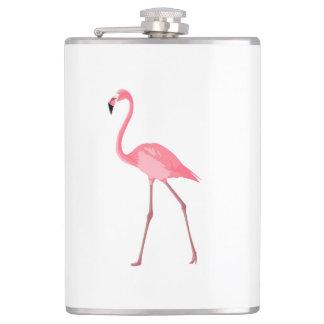 Cantil Flamingo cor-de-rosa bonito